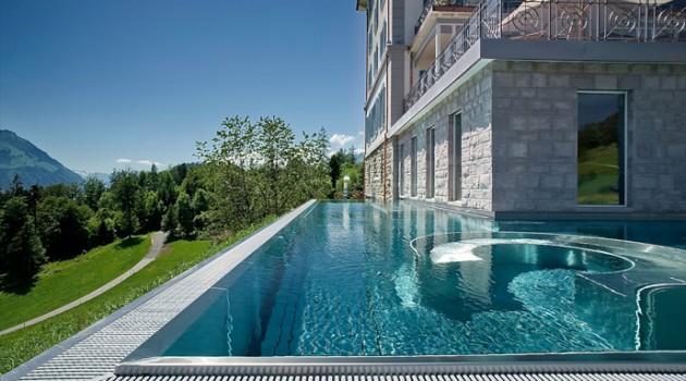 Villa Honegg – A Luxury Hotel