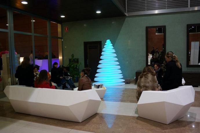 Chrismy Christmas Tree Lamp for Modern Homes