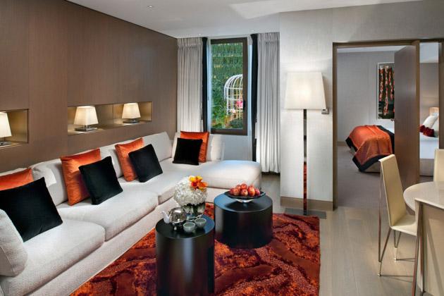 Mandarin Oriental Paris by Wilmotte & Associés S.A.