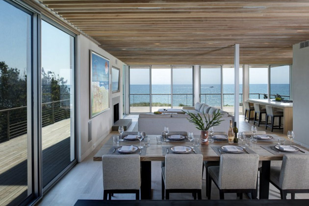Seaside Residence by Stelle Lomont Rouhani Architects