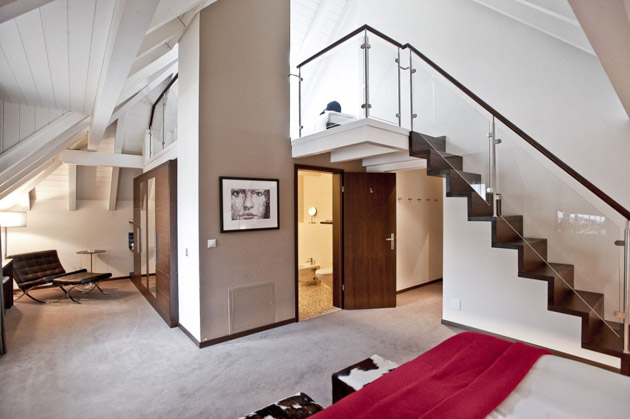 The Cambrian Hotel by Peter Silling & Associates
