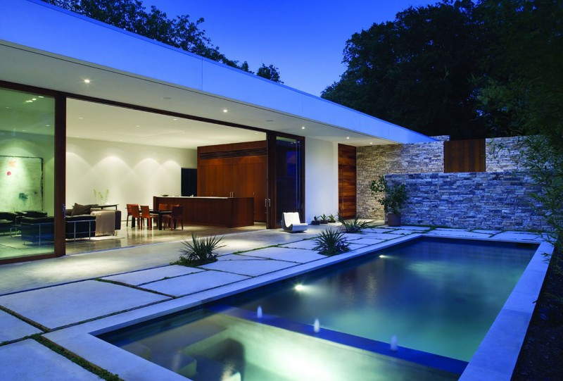 The Glenwood Residence by Wernerfield Architects
