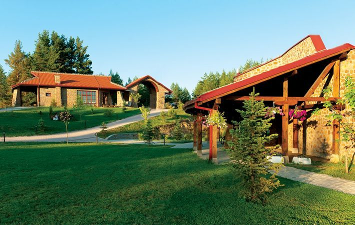 Aurora Resort&Spa   A PLACE FOR SPIRITUAL PEACE
