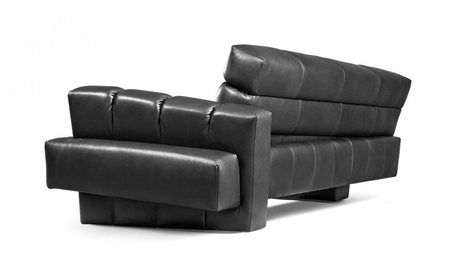 Confucius Sofa by NETTESHEIMDESIGN for Bretz