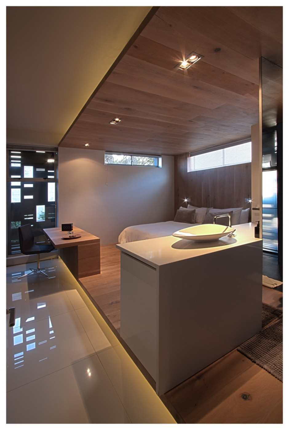 Pod Hotel By Greg Wright Architects Camps Bay South Africa