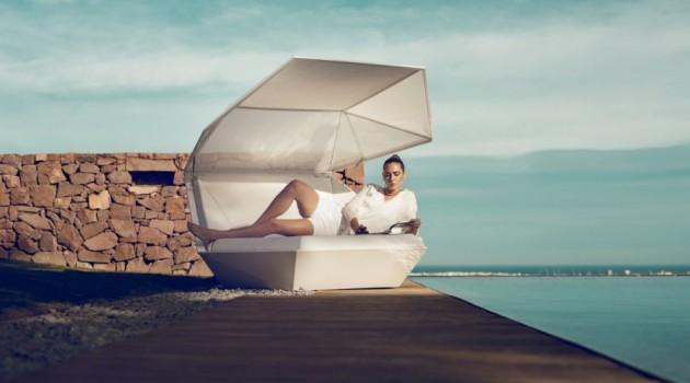 Faz Daybed by Ramon Esteve for VONDOM