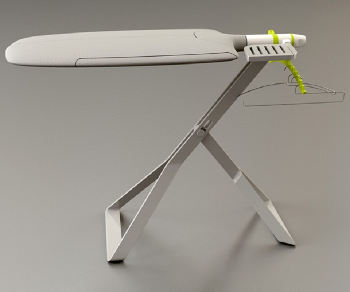 E-Board – A Very Useful Ironing Board