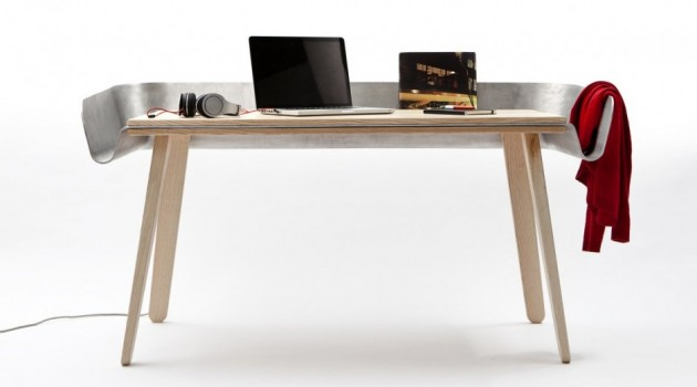 U0027Homeworku0027 Work Table By Tomas Kral For Super Ette