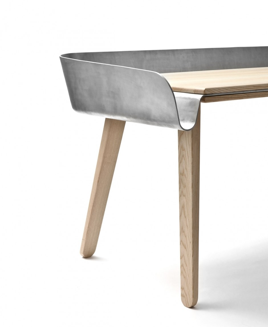 'Homework' Work Table by Tomas Kral for super ette