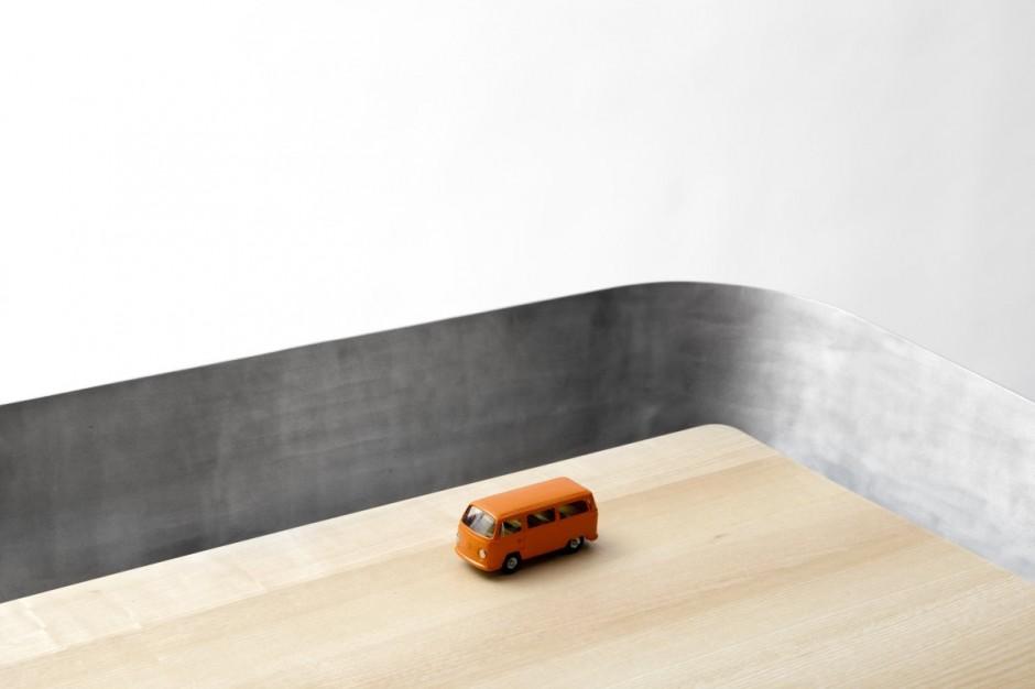 'Homework' Work Table by Tomas Kral for super-ette
