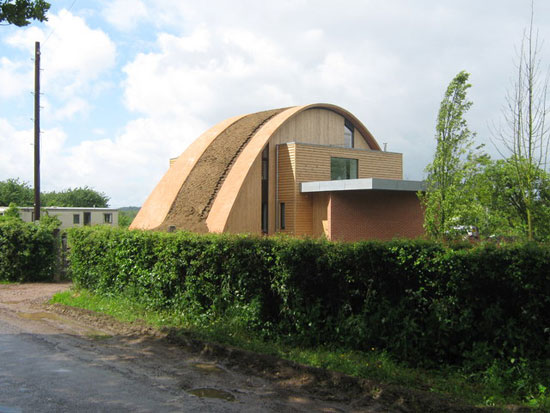 24 Eco-Friendly Houses Made With Natural Materials