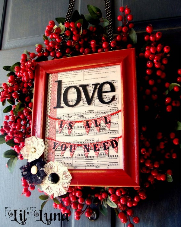 Valentine's Day Decorating Ideas for 2013