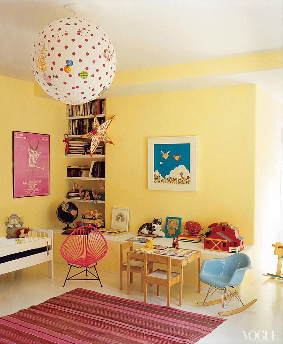 Amanda Peet's family home