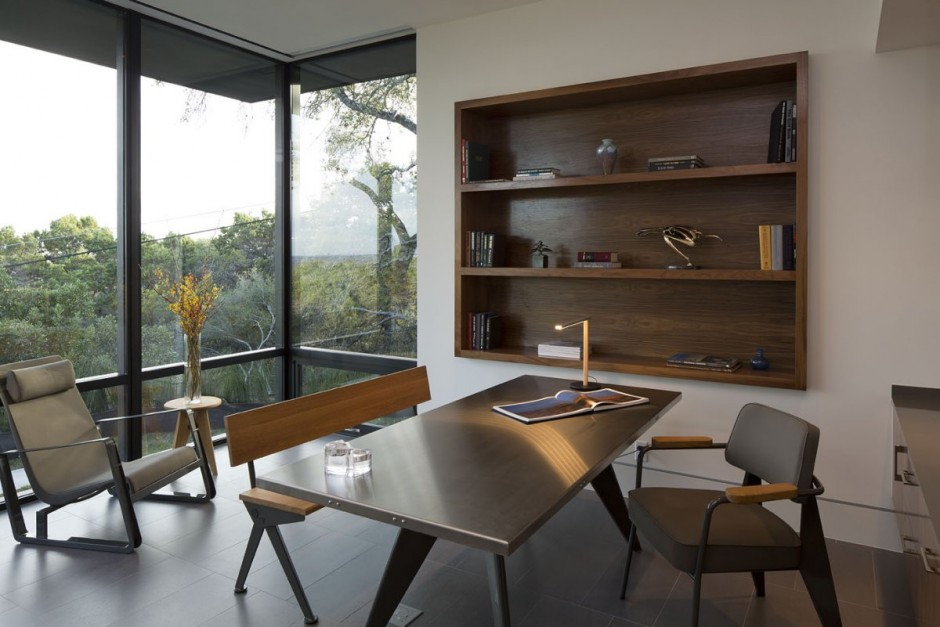 Skyline House by Dick Clark Architecture