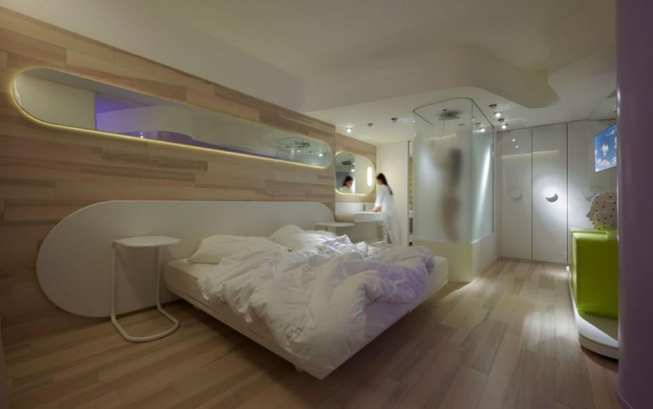 B4 Hotel by Simone Micheli
