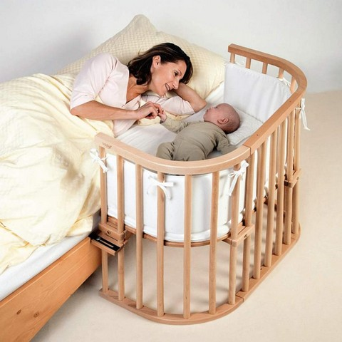 Baby Bed That Connects To Your Bed