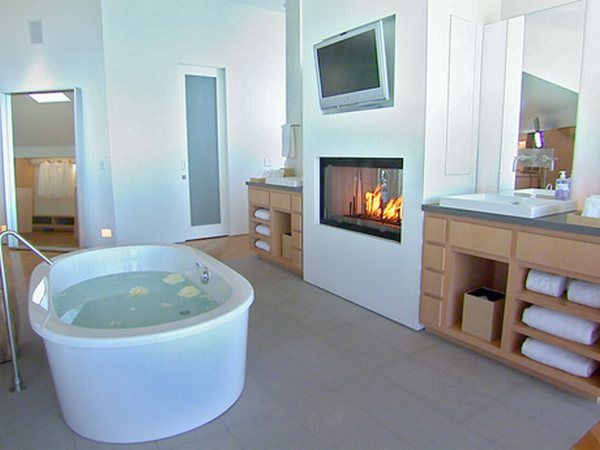 30 beautiful and relaxing bathroom design ideas - Relaxing japanese bathroom design for ultimate relaxation bath ...