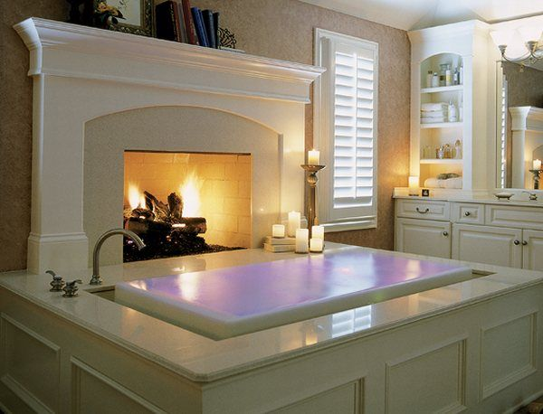 30 beautiful and relaxing bathroom design ideas - Beautiful Bathrooms