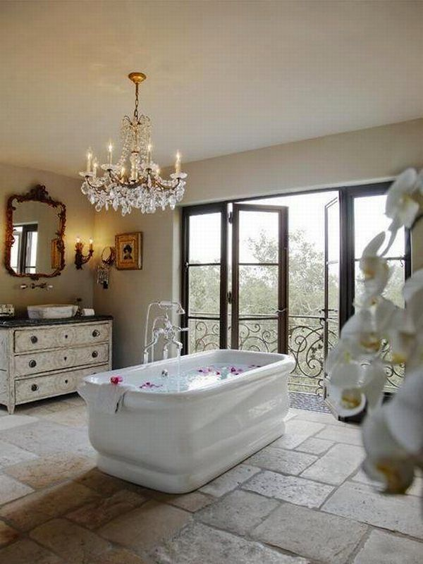 30 Beautiful And Relaxing Bathroom Design Ideas