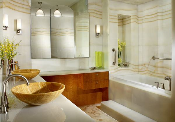 30 beautiful and relaxing bathroom design ideas for Bathroom design 2014