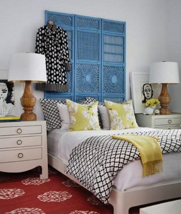 35 Cool Headboard Ideas To Improve Your Bedroom Design