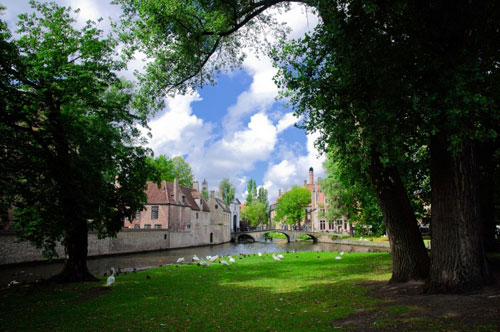 Memorable Bruges Photography