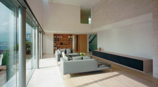 Casa Fontana by Stanton Williams Architects