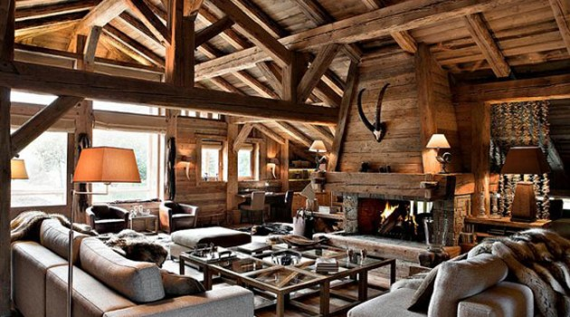 Spend Your Holiday In A Cozy Chalet From French Alps