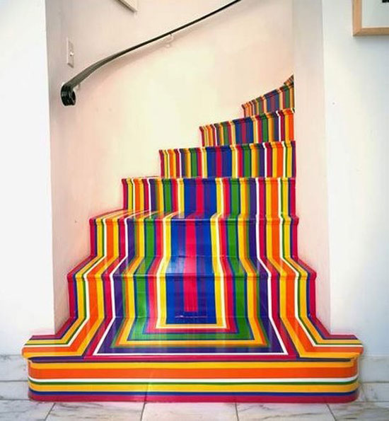 Creative Staircase Design Ideas