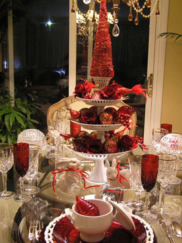 25 Gorgeous Holiday Table Settings