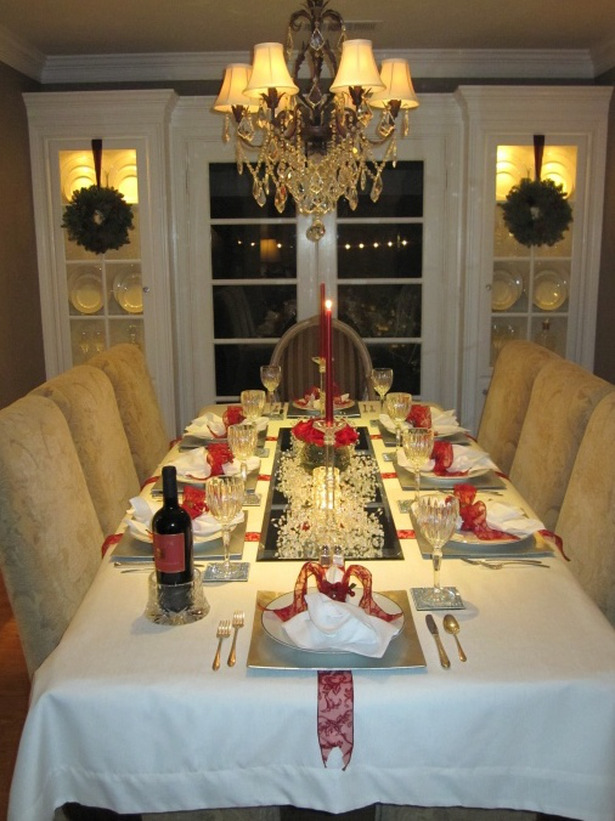 & 25 Gorgeous Holiday Table Settings