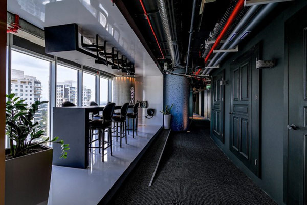 Sneak Peek at Google's Incredible New Offices in Tel Aviv, Israel