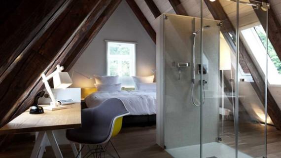 Hotel in schw bisch hall by scholl seifried mack - Amenagement studette 10m2 ...