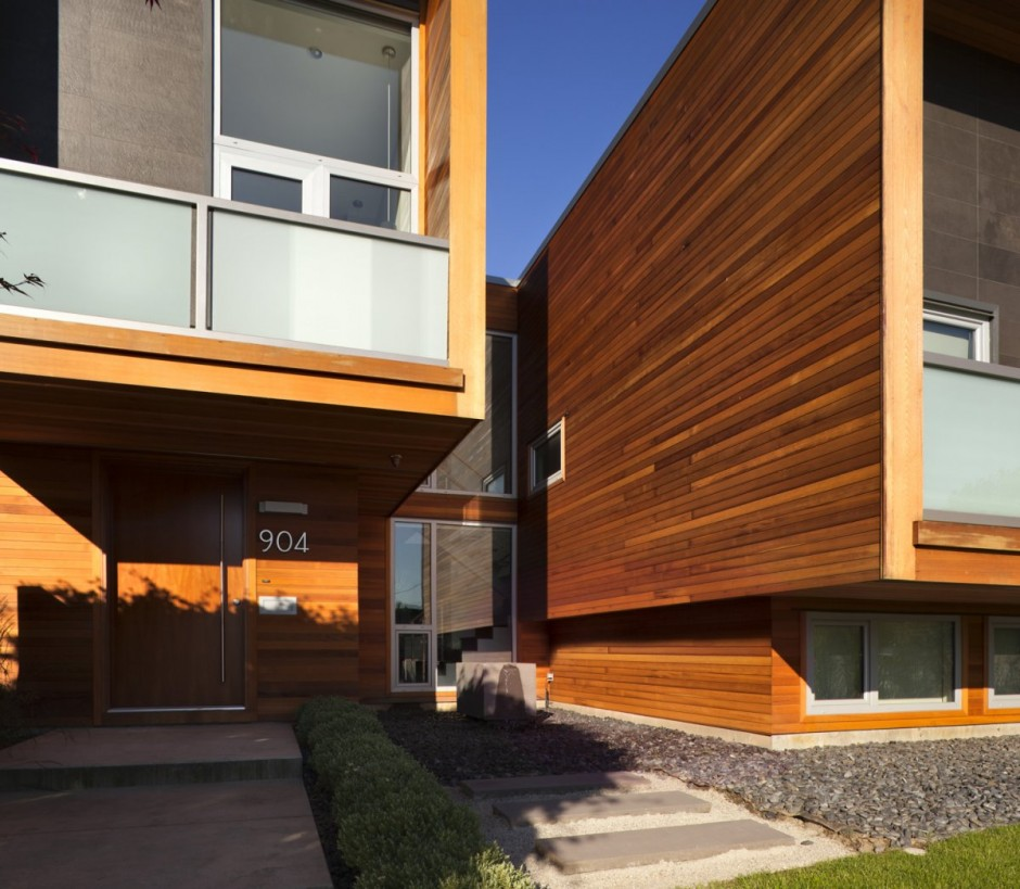House on Chilliwack Street by Randy Bens Architect