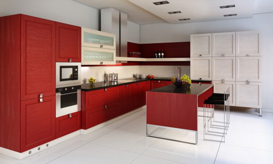 48 Exquisite Kitchen Interior Design