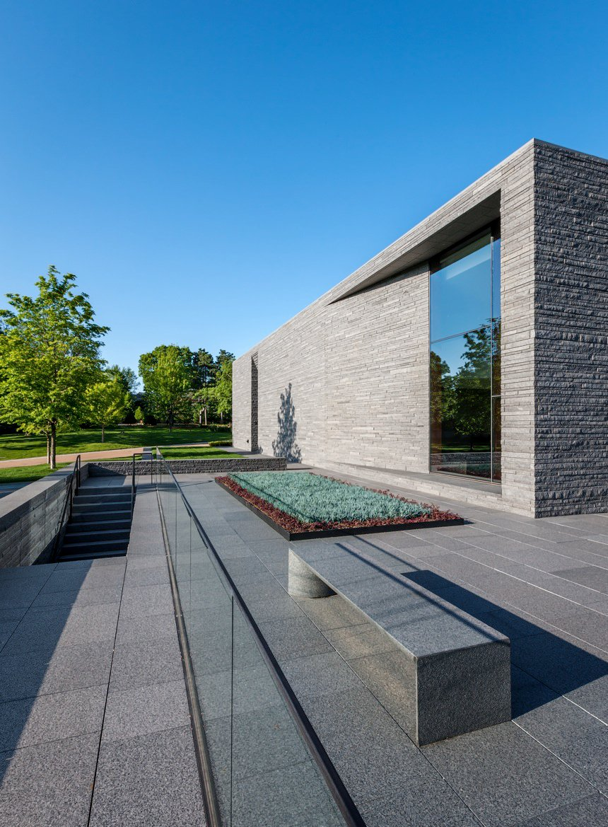 Lakewood Cemetery S Garden Mausoleum By Hga Architects