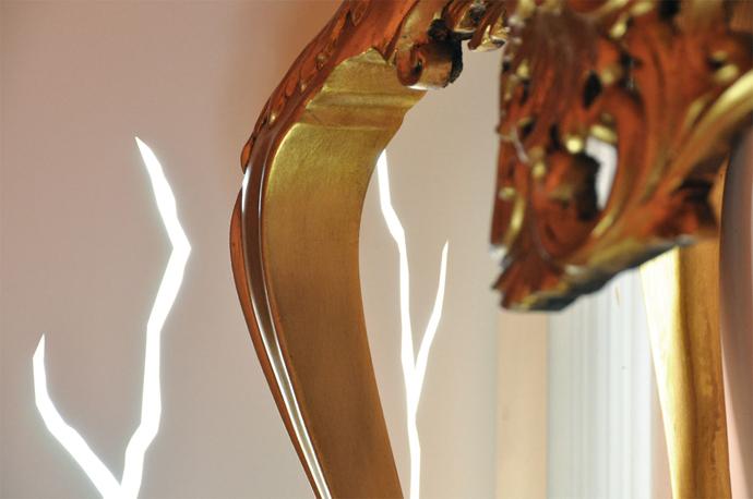 Molocko Floor Lamp by Leonardo Criolani