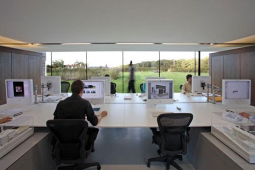 Best 38 I'd-Like-To-Work-In-That-Place Offices
