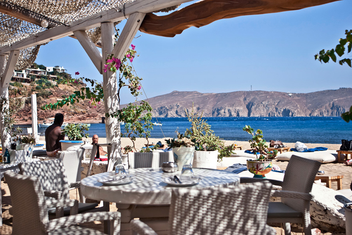 Great Holidays at Mykonos Panormos Villas Overlooking the Blue Sea