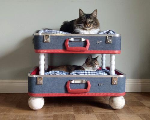 25 Diy Bunk Beds With Plans: 25 DIY Pet Bed Ideas