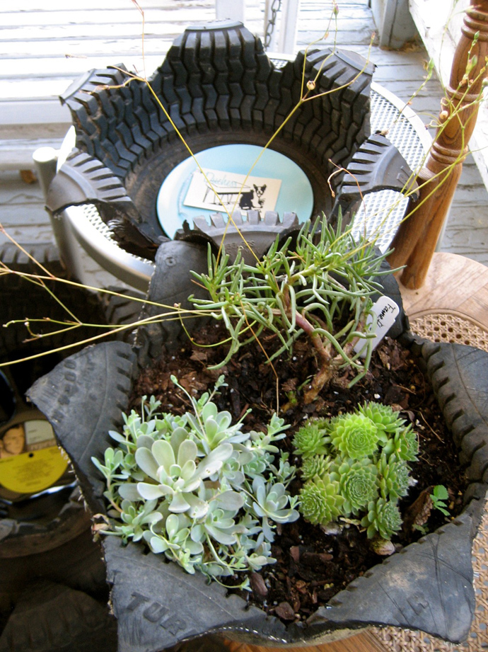 20 Ideas of How To Reuse And Recycle Old Tires