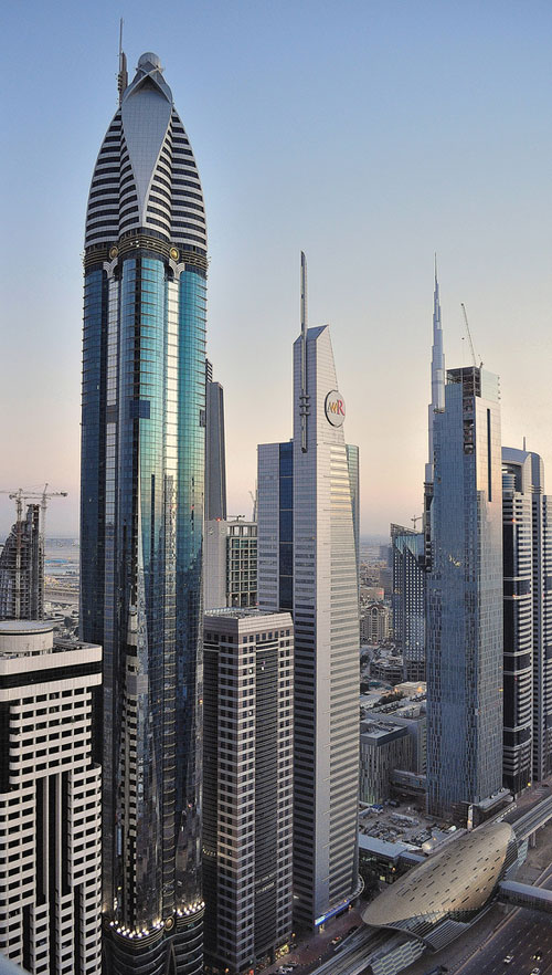 Impressive Supertall Buildings Architecture