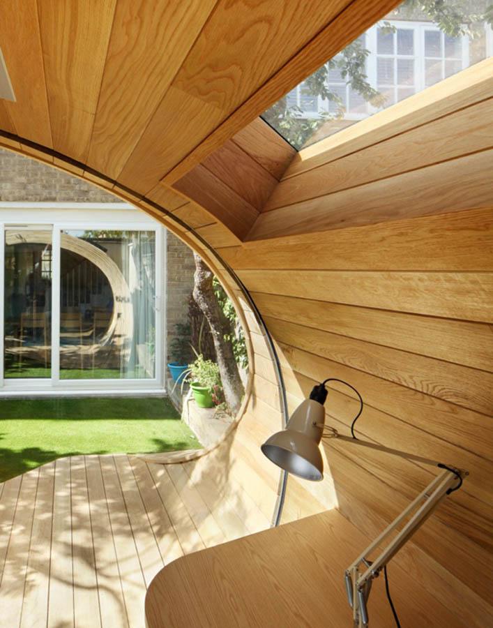 Shoffice by Platform 5 Architects in London, UK