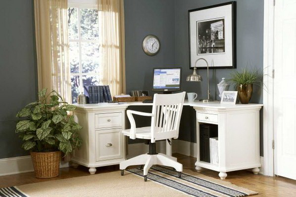 Swell Home Office Designs For Small Spaces Largest Home Design Picture Inspirations Pitcheantrous