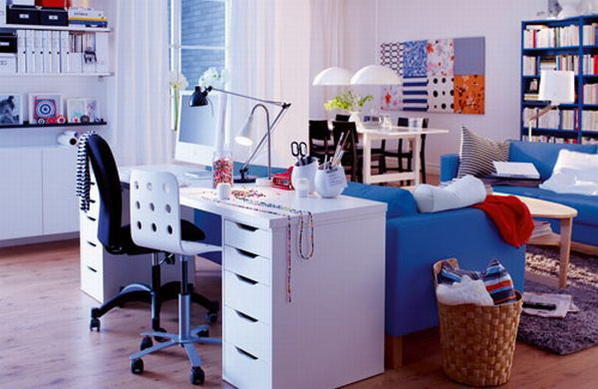 20 home office designs for small spaces Office Design Ideas for Small Spaces