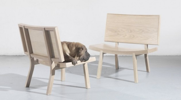 Sorri Lounge Chair by Gonçalo Campos for WEWOOD