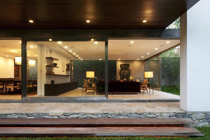 Terra Nova House by Isay Weinfeld, Sao Paulo, Brazil