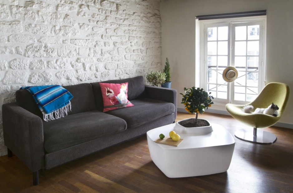 Volcane and Lagune Coffee Tables by Bellila