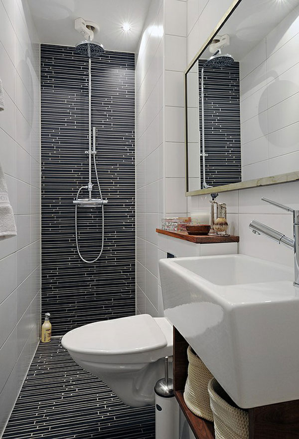 very small bathroom design ideas