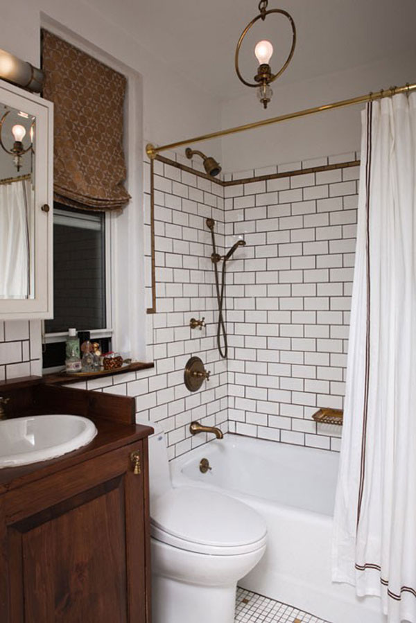 30 Small And Functional Bathroom Design